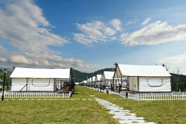 帐篷酒店设计规划有哪些关键点?
