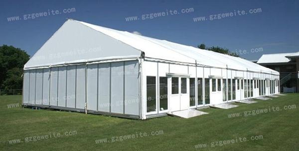 大型仓储篷房有三大使用价值得以企业青睐