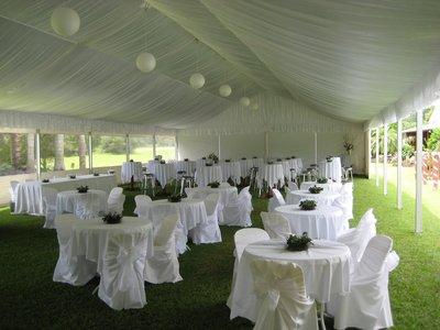 打造一场浪漫的婚礼,婚礼篷房你值得拥有!
