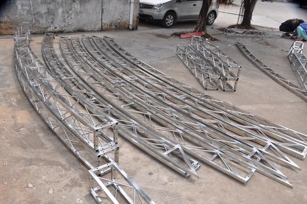 深圳不锈钢桁架