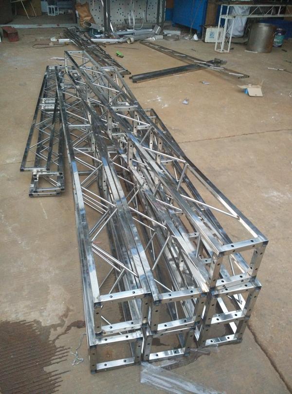 江门不锈钢桁架
