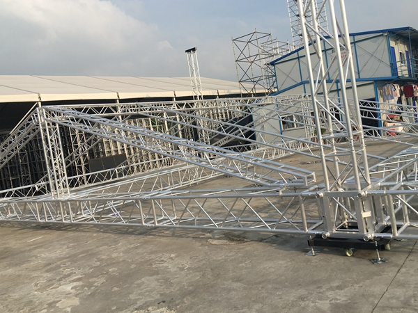 广州铝桁架