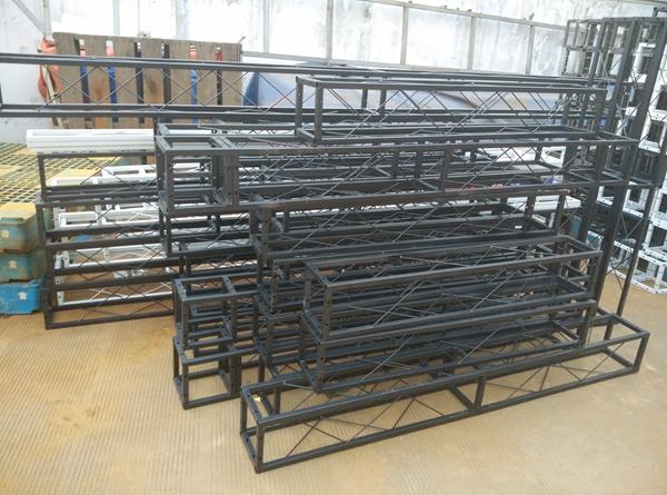 珠海铁桁架