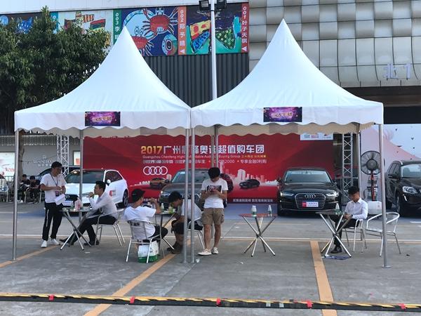 惠州尖顶篷