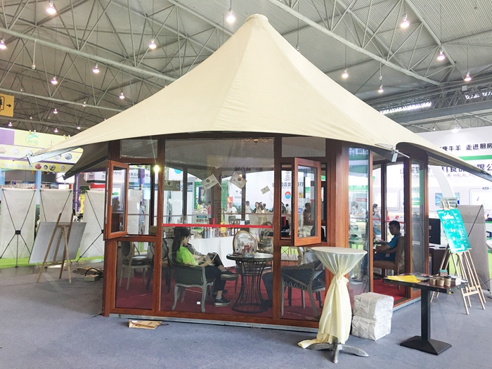 黄埔酒店帐篷