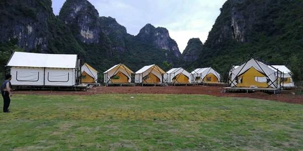 广州酒店帐篷