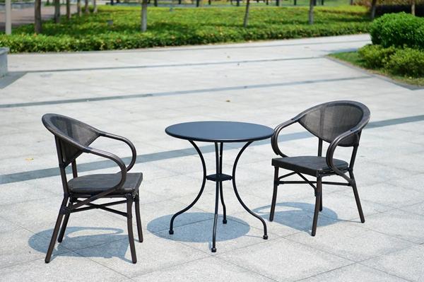 中山铸铝桌椅